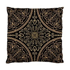 Zentangle-styled-ornament-pattern Standard Cushion Case (one Side)