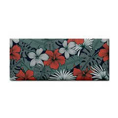 Seamless-floral-pattern-with-tropical-flowers Hand Towel
