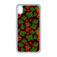 Illustration-christmas-default Iphone Xr Seamless Case (white)