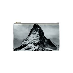 Matterhorn Switzerland Mountain Cosmetic Bag (small)