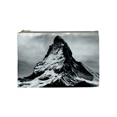 Matterhorn Switzerland Mountain Cosmetic Bag (medium)