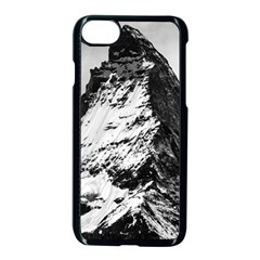 Matterhorn Switzerland Mountain Iphone 7 Seamless Case (black)