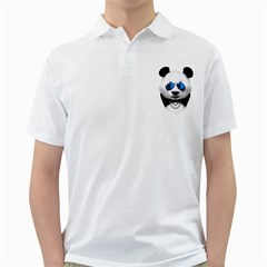 Summer Panda Golf Shirt