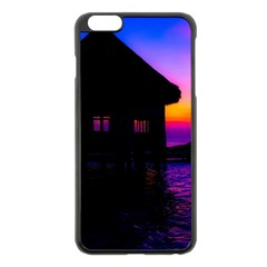 Ocean Dreaming Iphone 6 Plus/6s Plus Black Enamel Case