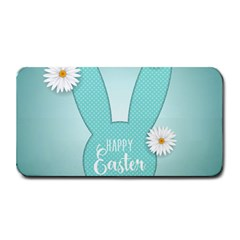 Easter Bunny Cutout Background 2402 Medium Bar Mats by catchydesignhill