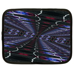 Digital Room Netbook Case (xl) by Sparkle