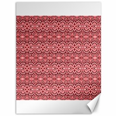 Pink Art With Abstract Seamless Flaming Pattern Canvas 36  X 48  by BangZart