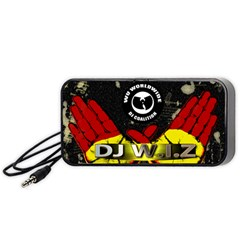 Dj W I Z Portable Speaker (black)