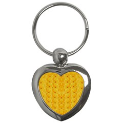 Blossoms  So Free In Freedom Key Chain (heart)