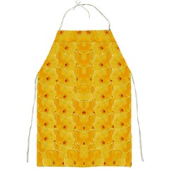 Blossoms  So Free In Freedom Full Print Apron