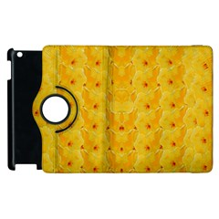 Blossoms  So Free In Freedom Apple iPad 2 Flip 360 Case