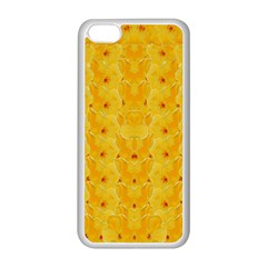 Blossoms  So Free In Freedom iPhone 5C Seamless Case (White)