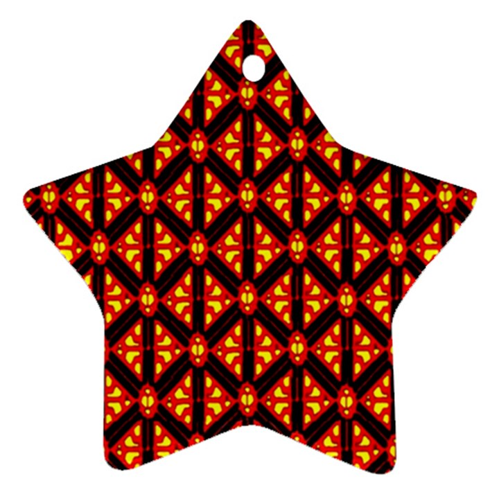 Rby-189 Ornament (Star)