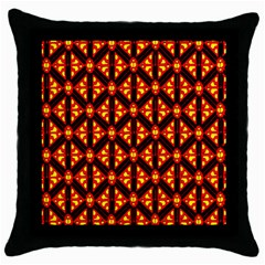 Rby-189 Throw Pillow Case (Black)
