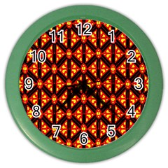 Rby-189 Color Wall Clock