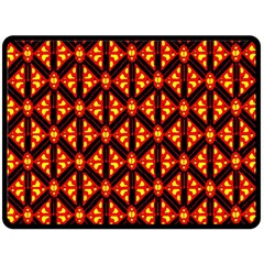Rby-189 Double Sided Fleece Blanket (Large)