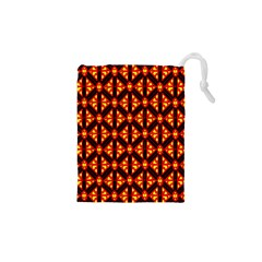 Rby-189 Drawstring Pouch (xs) by ArtworkByPatrick