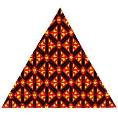 Rby-189 Wooden Puzzle Triangle