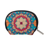 Mandala Accessory Pouch (Small) Back