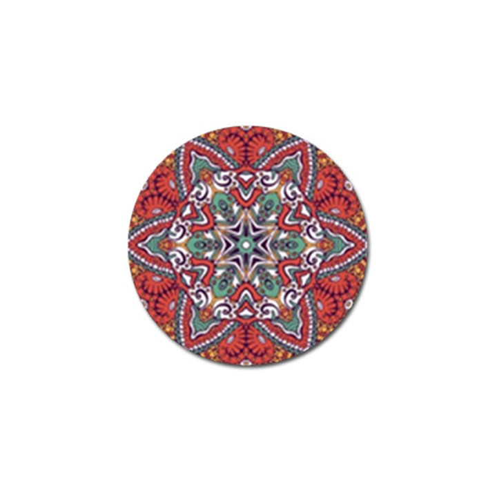 Mandala Golf Ball Marker (10 pack)