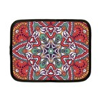 Mandala Netbook Case (Small) Front