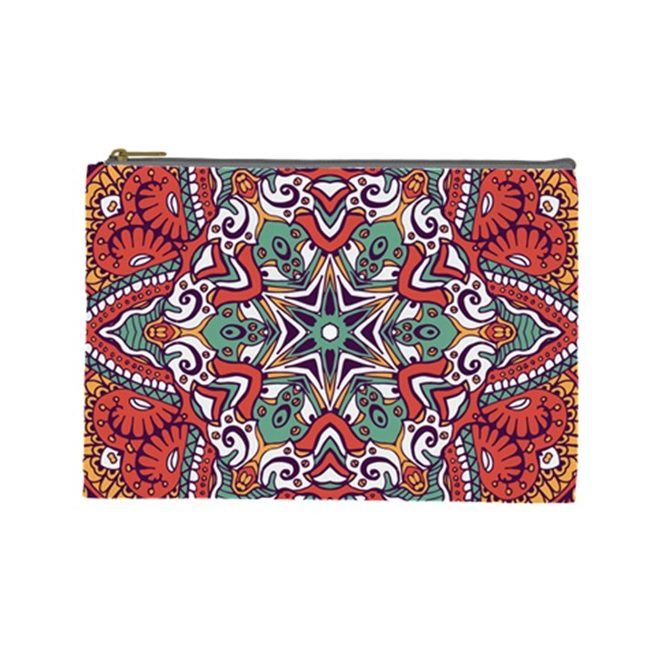 Mandala Cosmetic Bag (Large)