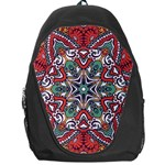 Mandala Backpack Bag Front