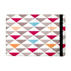 Zappwaits Triangle Apple Ipad Mini Flip Case by zappwaits