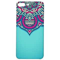 Blue Mandala Iphone 7/8 Plus Soft Bumper Uv Case