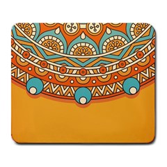 Sunshine Mandala Large Mousepads