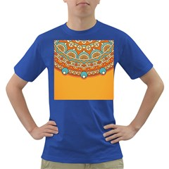 Sunshine Mandala Dark T-shirt