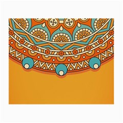 Sunshine Mandala Small Glasses Cloth (2 Sides)
