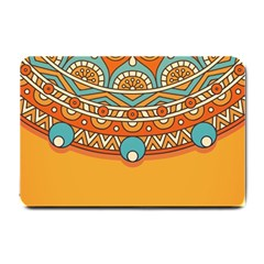 Sunshine Mandala Small Doormat