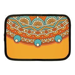 Sunshine Mandala Netbook Case (medium)