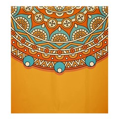 Sunshine Mandala Shower Curtain 66  X 72  (large)