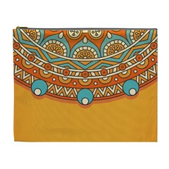 Sunshine Mandala Cosmetic Bag (xl)