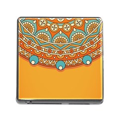 Sunshine Mandala Memory Card Reader (square 5 Slot)