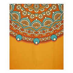 Sunshine Mandala Shower Curtain 60  X 72  (medium)