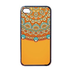 Sunshine Mandala Iphone 4 Case (black)