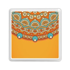 Sunshine Mandala Memory Card Reader (square)