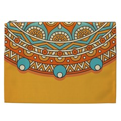 Sunshine Mandala Cosmetic Bag (xxl)
