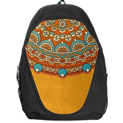 Sunshine Mandala Backpack Bag