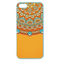 Sunshine Mandala Apple Seamless Iphone 5 Case (color)