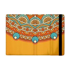 Sunshine Mandala Apple Ipad Mini Flip Case