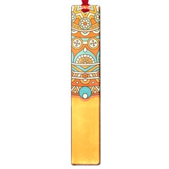 Sunshine Mandala Large Book Marks
