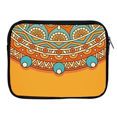 Sunshine Mandala Apple Ipad 2/3/4 Zipper Cases