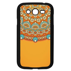 Sunshine Mandala Samsung Galaxy Grand Duos I9082 Case (black)