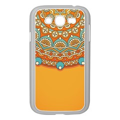 Sunshine Mandala Samsung Galaxy Grand Duos I9082 Case (white)