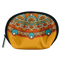 Sunshine Mandala Accessory Pouch (medium)