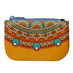 Sunshine Mandala Large Coin Purse
